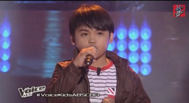 "Gem Capalad sings ""Just Give Me a Reason"" on 'The Voice Kids' Philippines"