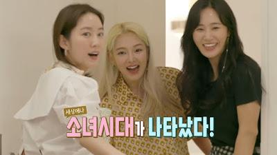 Yuri Hyoyeon Star Top Recipe at Fun-staurant