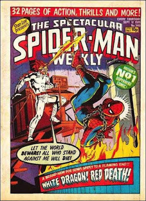 Spectacular Spider-Man Weekly #340