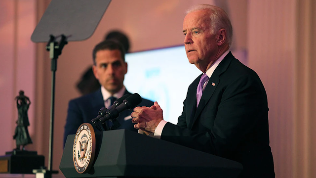 Senate Will Launch Probe Into Emails Allegedly Linking Joe Biden To Son's Work With Ukrainian Gas Company