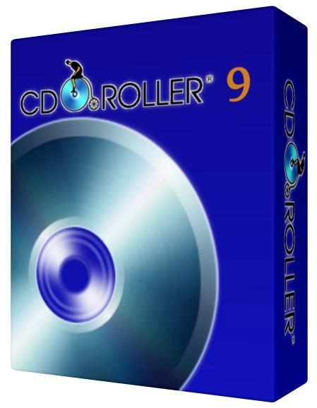 برنامج إصلاح الأسطوانات التالفة CDRoller للكمبيوتر