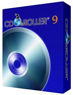 برنامج إصلاح الأسطوانات التالفة 2019 CDRoller للكمبيوتر