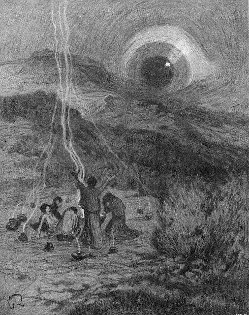 Jaroslav Panuska, religion and the giant eye in the sky