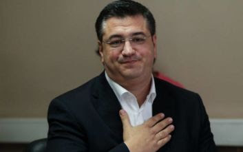 Ο Περιφερειάρχης Κεντρικής Μακεδονίας Απόστολος Τζιτζικώστας εξελέγη σήμερα νέος Πρόεδρος της Ένωσης Περιφερειών Ελλάδας.