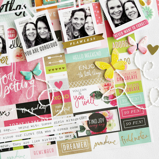 Heidi Swapp sticker book