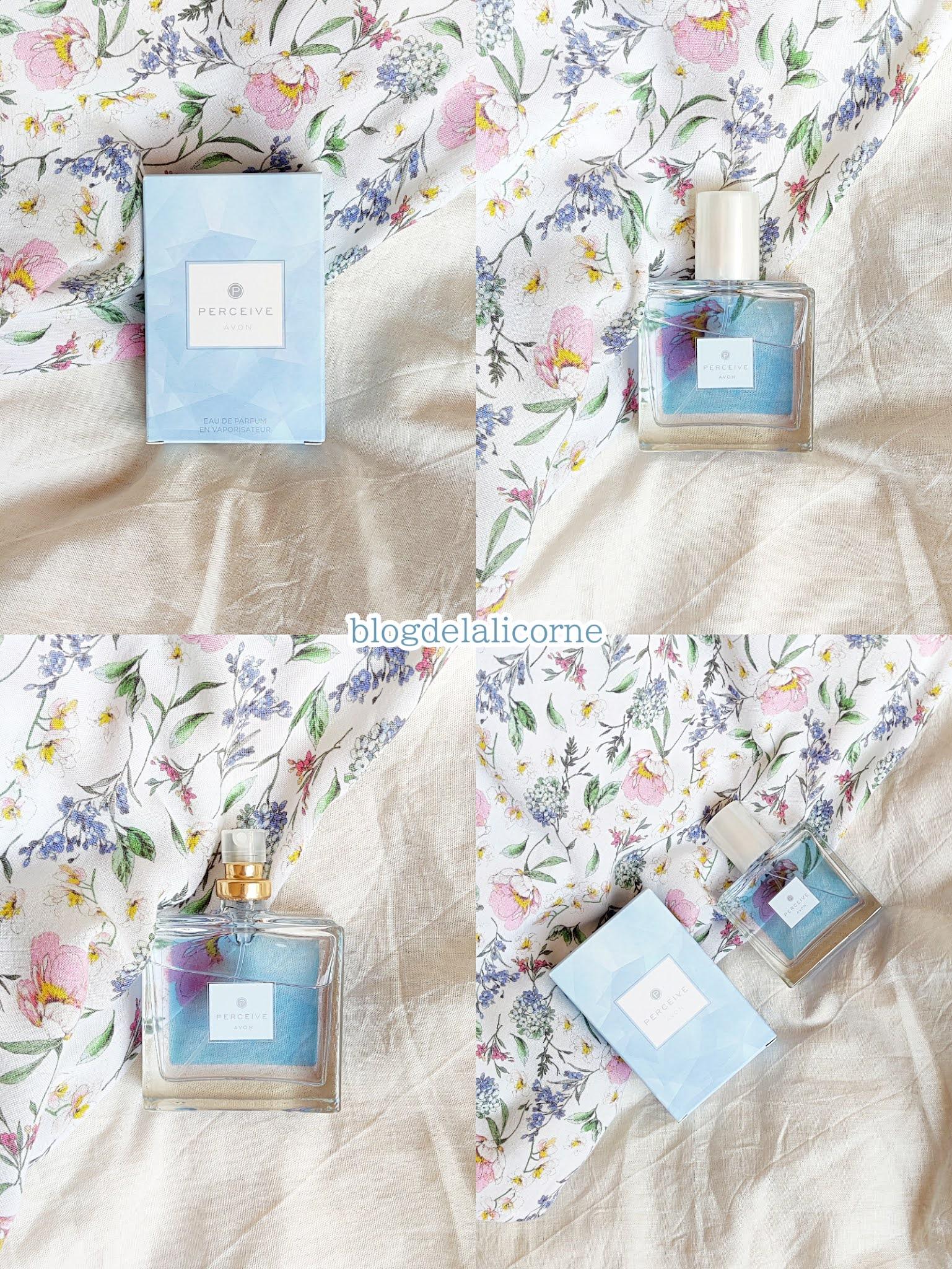Avon Perceive parfumovaná voda recenzia