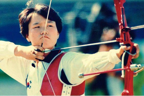 Tiro com arco Coreia do Sul