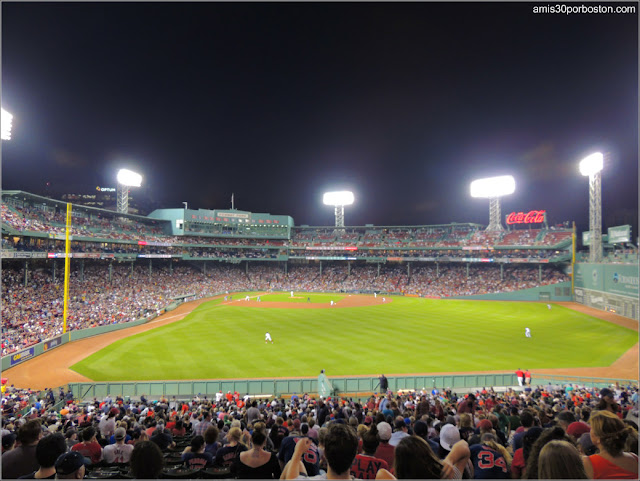 Fenway Park en Boston, Massachusetts