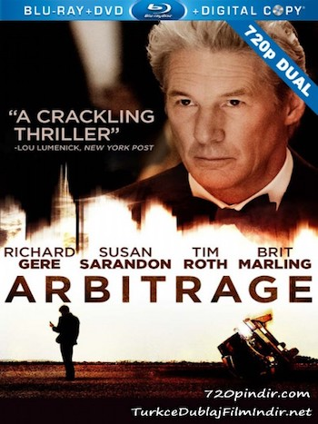 Arbitrage 2012 Hindi Dual Audio BluRay 900MB 720p