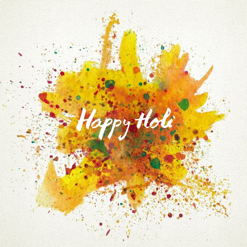 Happy Holi DP For Whatsapp 1024x1024 - Best Holi Shayari Images all time