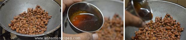 Karamani Sweet Sundal