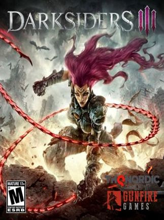 Darksiders 3 Torrent (PC)
