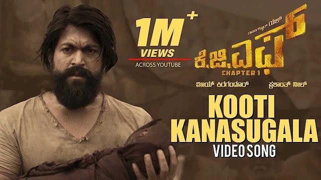 KGF Kannada Songs Download