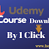 Udemy course download | By 1 Click | Download Full Courses |