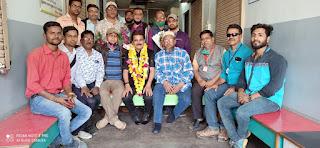 बुरहानपुर मीडिया संघ के अध्यक्ष बने बंटी नागौरी