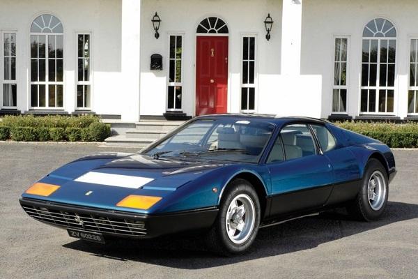 Ficha Técnica Ferrari 365 GT/4 BB (1973)