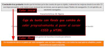 Tutoriales Blogger, CSS3, HTML, Personalizar blog