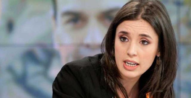 """Irene Montero: """"La Justicia tumba la estrategia de señalamiento al 8M""""."""