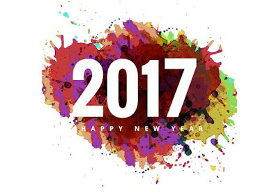 2017 HD Logo for New Year Free PNG