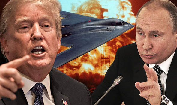 Pentagon Reject Russian Doctrine Russia slapped NATO