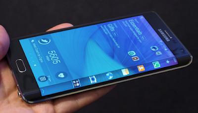 Điện thoại Samsung note 5 edge