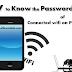 Cunnected Wifi Password Kenekoi Janibo Pari