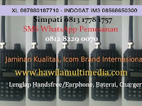 Sewa HT jasa Rental Handy Talky Clip On Headset Microphone Wireless Sound System Portable