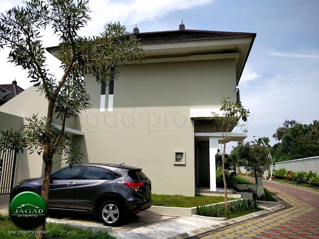 Rumah dalam Perumahan jalan Kaliurang Km 7