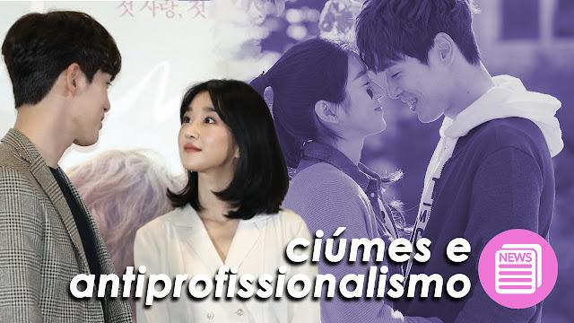 O drama da vida real de Kim Junghyun e Seo Yeji