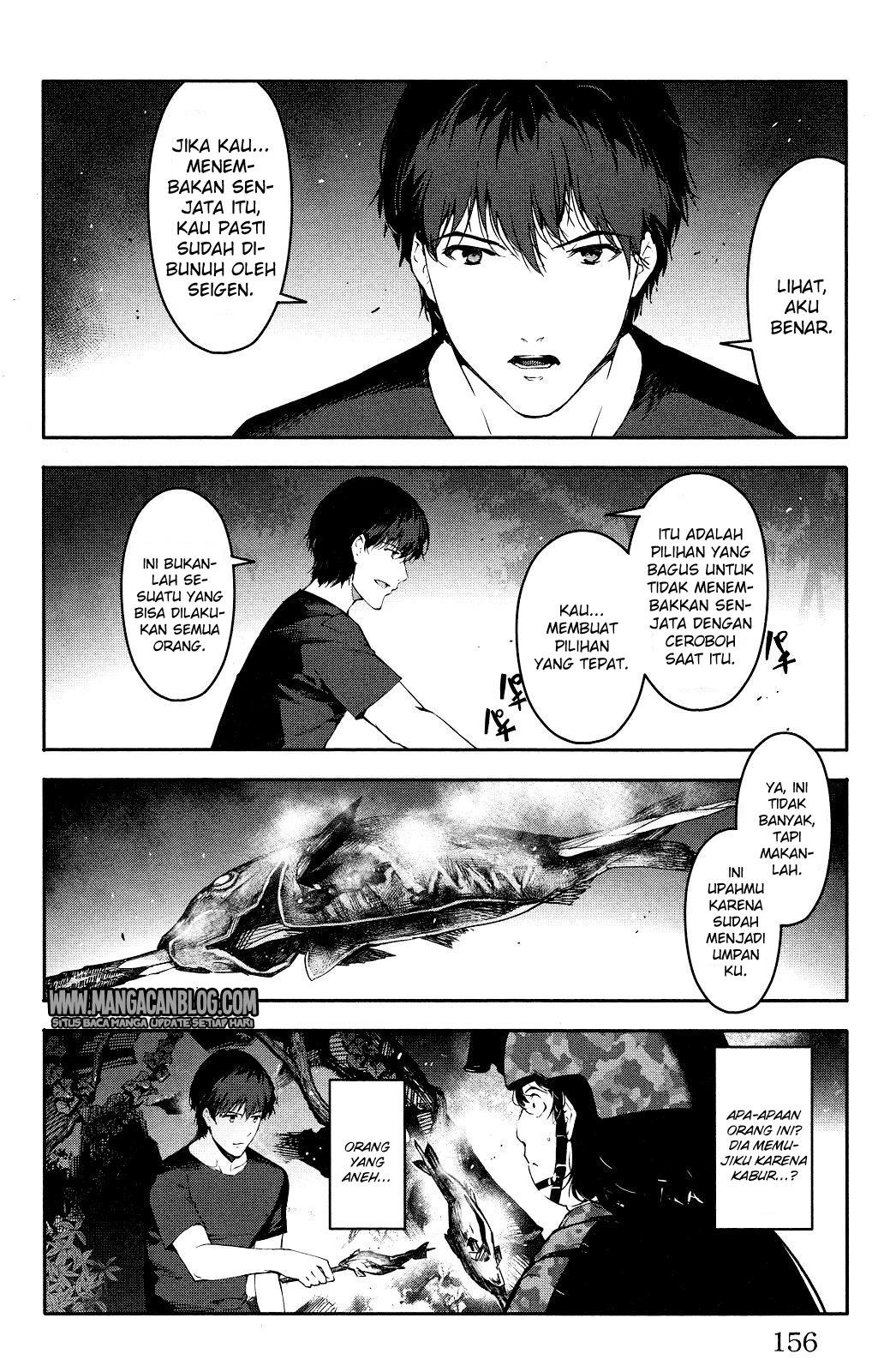 Dilarang COPAS - situs resmi www.mangacanblog.com - Komik darwin game 036 - chapter 36 37 Indonesia darwin game 036 - chapter 36 Terbaru 14|Baca Manga Komik Indonesia|Mangacan