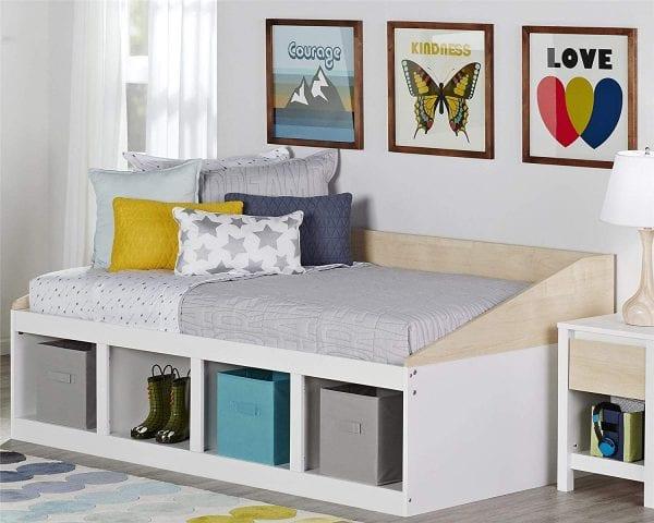 Giường ngủ đa năng dành cho nhà phố nhỏ hẹp