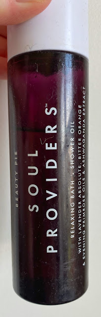 Beauty Pie Soul Providers bath and shower oil