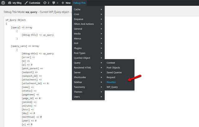 debug wordpress, wordpress debugging