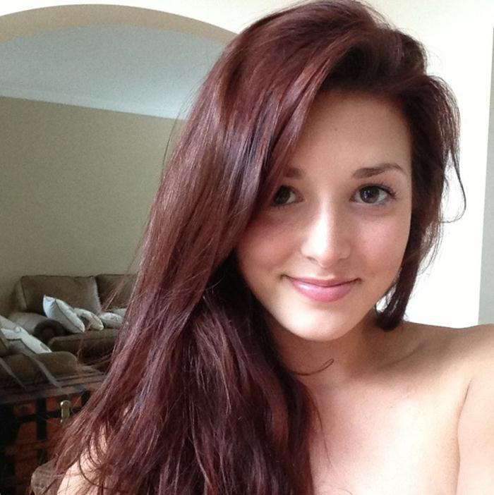 Red Brown Dark Hair My Hairstyles Site Hair Of Hair Color ...
