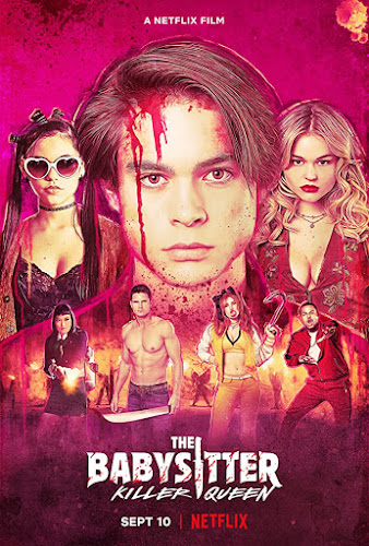 The Babysitter Killer Queen (Web-DL 720p Dual Latino / Ingles) (2020)