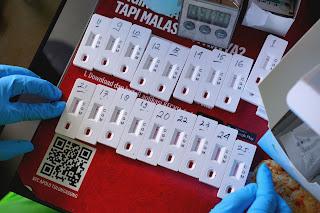 Indonesia Menggunakan Rapid Test Buatan Dalam Negeri