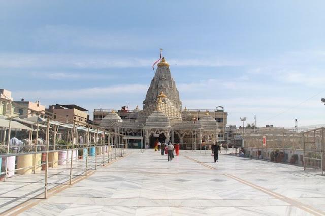 Ambaji Mata Mandir in Gujarat