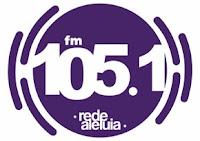 Rede Aleluia FM 105,1 de Foz do Iguaçu PR