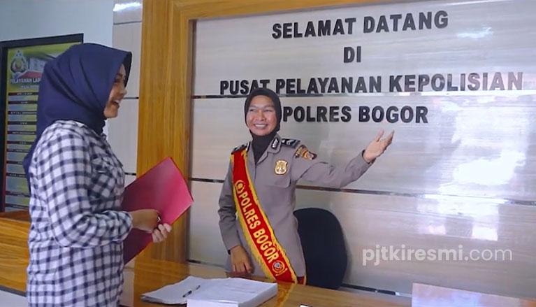 Syarat Pembuatan & Perpanjangan SKCK Polsek Ciputat Timur Tangerang Selatan