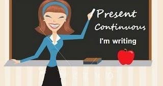 Blog Para Aprender Ingles Repasando El Presente Progresivo