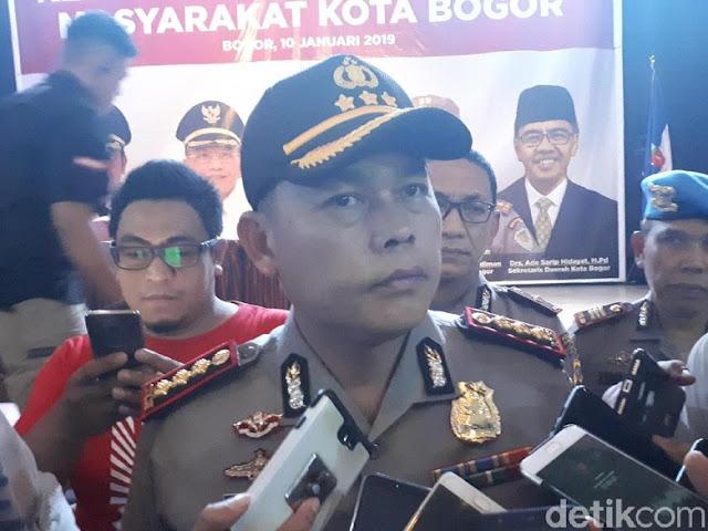 Polisi Tangkap Ketua GNPF-U Bogor terkait Video Ajakan Perlawanan