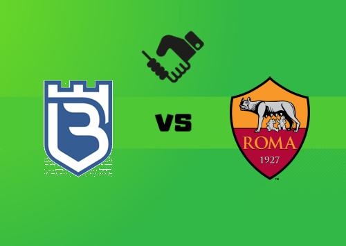 Belenenses vs Roma  Resumen