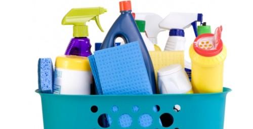 Desde las gavetas de mi escritorio contaminantes qu micos for Articulos para limpieza del hogar