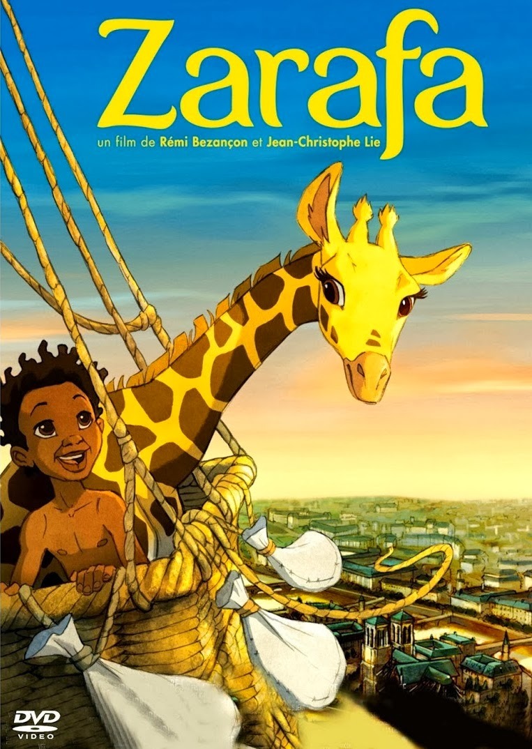 Zarafa – Legendado (2012)