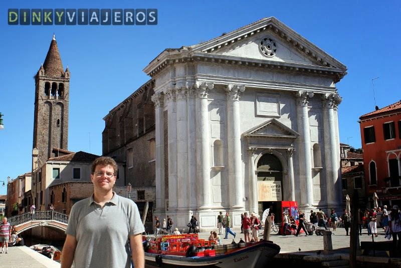 Venecia. San Barnaba