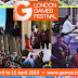 Applications Open For The London Games Festival Fringe 2018