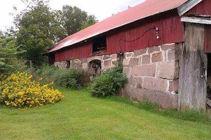 Gamle laggårn som pensionerades på 50-talet.