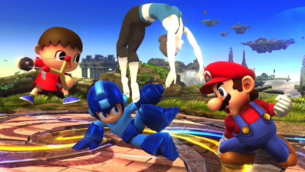 Super Smash Bross de Nintendo en el E3 2014