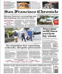 San Francisco Chronicle Magazine 20 October 2020 | San Francisco News | Free PDF Download