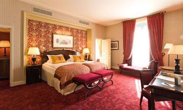 Hotel InterContinental Paris Le Grand em Paris - quarto